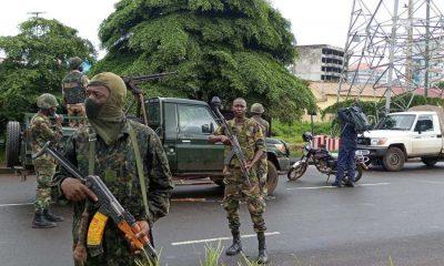 Junta Militer Tak Izinkan Conde Tinggalkan Guinea