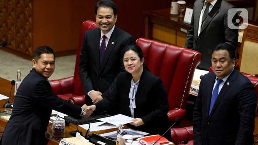 KY Usulkan 11 Calon Hakim Agung ke Pimpinan DPR, Ini Nama-namanya