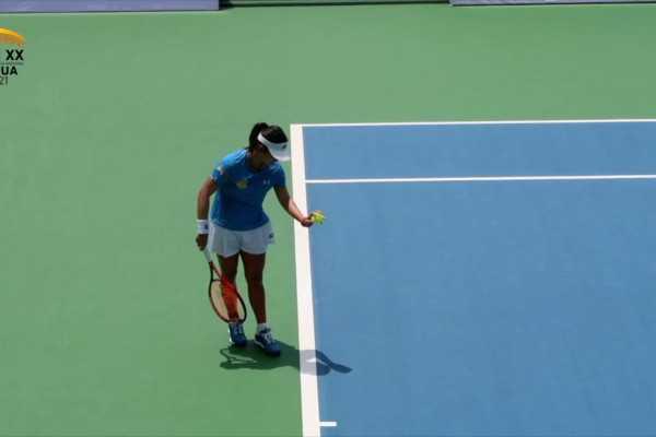 PON XX - Kalahkan Jabar, Tim Tenis Putri Papua Juarai Grup B