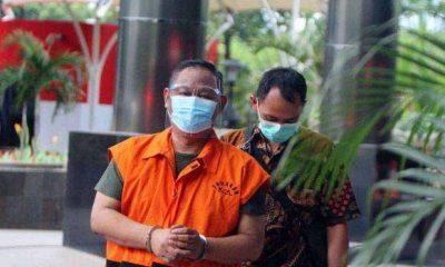 KPK Eksekusi Anak Buah Juliari ke Lapas Sukamiskin