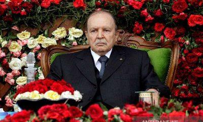 Aljazair Tetapkan Hari Berkabung untuk Mantan Presiden Bouteflika