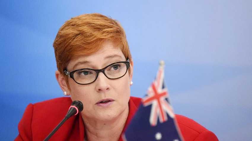 Menlu Australia Tegaskan Komitmen Atasi COVID-19 Bersama Indonesia