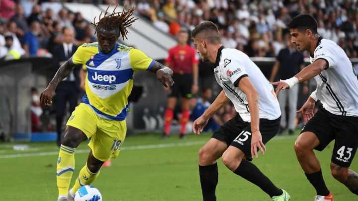 Susah Payah Lawan Tim Kecil, Juventus Akhirnya Raih Kemenangan Pertama di Liga Italia