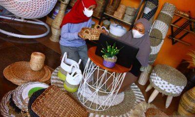 Pameran Kerajinan dan Dekorasi Rumah di Milan, Warga Italia Serbu Produk Indonesia