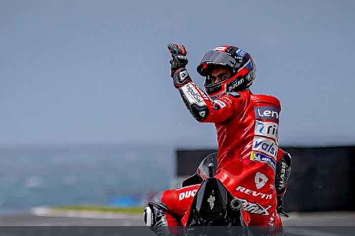 Bagnaia Klaim Pole MotoGP Emilia Romagna, Quartararo P15