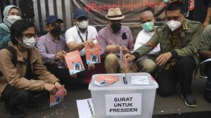 Pegawai KPK Bawa Usulan Jadi ASN Polri ke Komnas HAM & Ombudsman