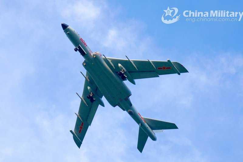 Pesawat Tempur J-16D China Punya Perangkat Pelacak dan Rudal