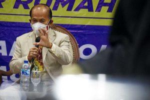 Terkait Pro-kontra Amandemen UUD'45, Syarief Hasan Pastikan Belum Ada Keputuskan Apapun dari MPR