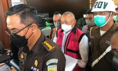 Kejagung Batal Tahan Alex Noerdin di Rutan KPK