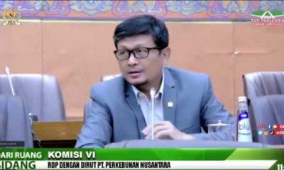 Legislator PKS Desak Pemerintah Serius Benahi Industri Gula Nasional