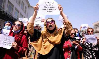 Perempuan Afghanistan Diizinkan Masuk Perguruan Tinggi, Asal...