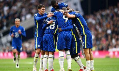 Derby London, Chelsea Benamkan Tottenham 3-0