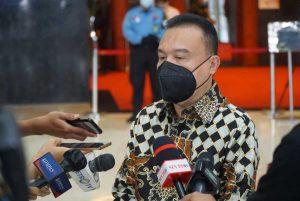 Soal Desakan Kader Prabowo Nyapres, Dasco: Teman-teman Sabar Sedikit