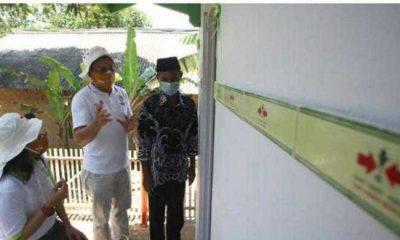 Ikut Bantu Pemerintah, Ewindo Donasikan Bantuan Air Bersih dan Sarana Kesehatan ke Petani Pandeglang