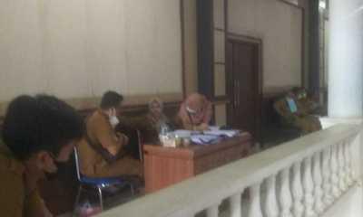 Pemda Labusel Mulai Lakukan Tes Wawancara dan Interviuw Calon Jabatan Pimpinan Tinggi Pratama