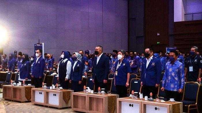 Mulai Tingkat DPRD Kabupaten Kota Hingga DPR RI Fraksi NasDem Gelar Workshop Nasional Bahas Revisi Perpres Nomor 33 Tahun 2020 di Makassar