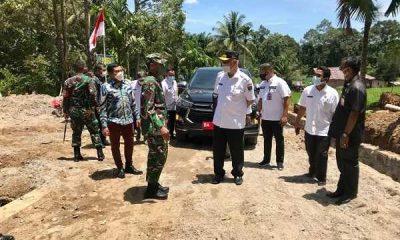 Gubernur Sumbar Mahyeldi Cicipi Lika-Liku Kelok 44 dengan Mobil Dinas Innova BA 1