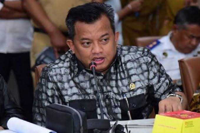 DPR Miris ada Wilayah di Istana Presiden Cipanas yang Terbelakang