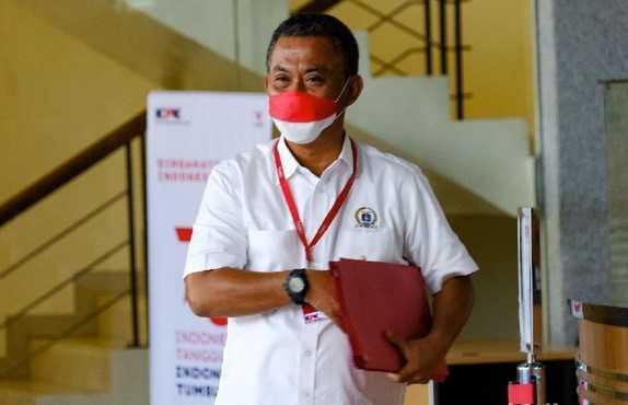 Ditanya Soal Kasus Kasus Dugaan Korupsi Pengadaan Tanah DP 0 Persen, Ketua DPRD DKI Malah Suruh Nanya Ke Anies Baswedan