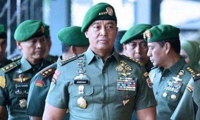 Effendi Simbolon: Insya Allah Jenderal Andika Perkasa Jadi Panglima TNI