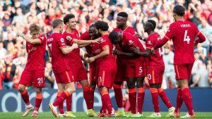 Bungkam Crystal Palace, Liverpool ke Puncak Klasemen Liga Inggris