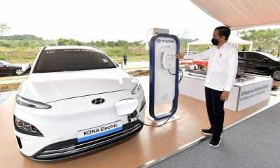 Bahlil Lahadalia Pastikan Mobil Listrik Indonesia Siap Di Produksi di Mei 2022 Mendatang