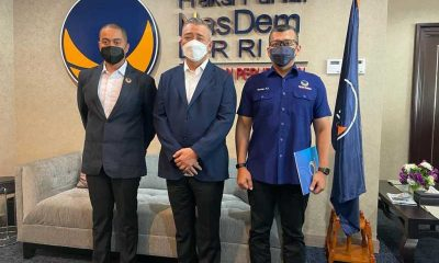 NasDem Angkat Keponakan SBY Jadi Ketua DPW DKI