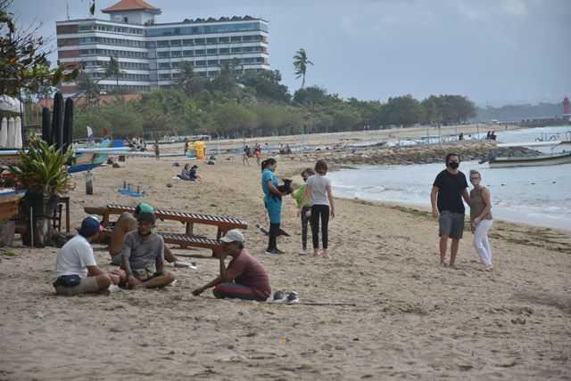 Pantai Sepanjang Kawasan Sanur Mulai Minggu Depan Akan Dilakukan Penataan