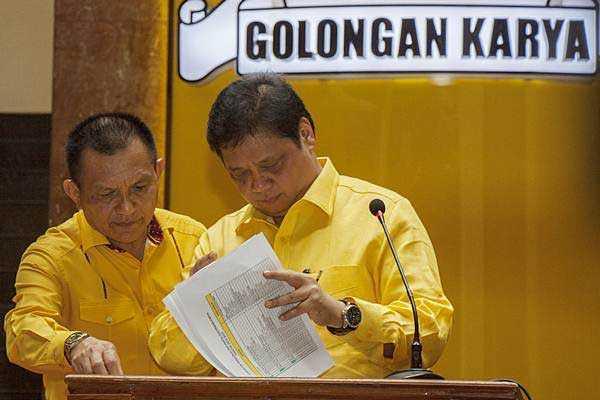 Ternyata Ini Alasan Golkar Pilih Lodewijk Pengganti Azis Syamsuddin di Pimpinan DPR
