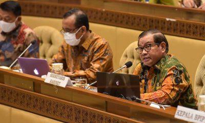 Seskab Minta Tambahan Anggaran Rp39,96 Miliar ke DPR