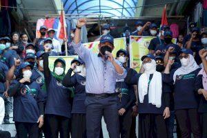 Relawan Deklarasikan Sandiaga Uno Capres 2024