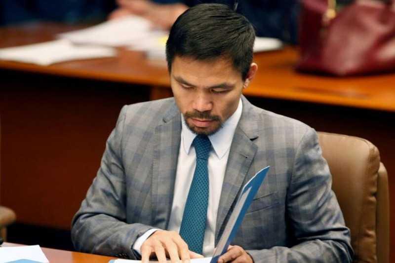 Manny Pacquiao Digadangkan Maju Sebagai Capres Filipina
