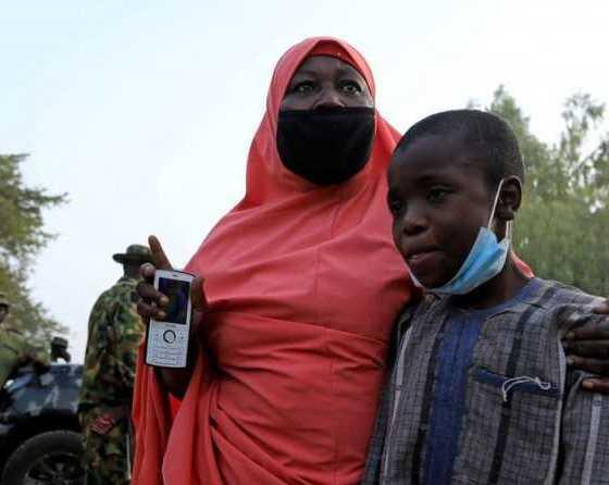 Sebanyak 10 Anak Sekolah yang Menjadi Korban Penyekapan Dibebaskan