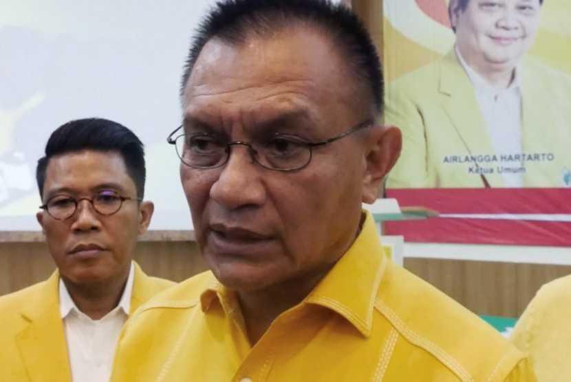 Petinggi Golkar Ini Klaim Lodewijk Paulus Sudah Ditetapkan Jadi Pengganti Azis di Pimpinan DPR