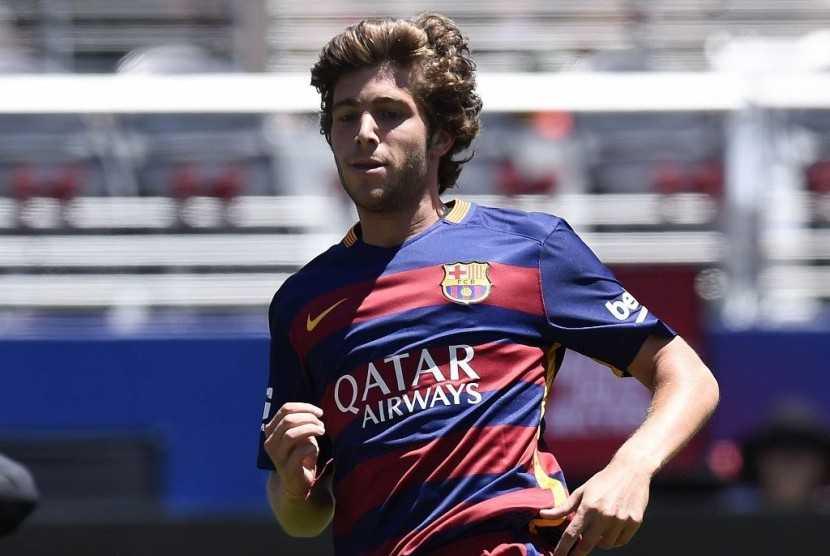 Sergi Roberto Setuju Perpanjang Kontrak di Barca