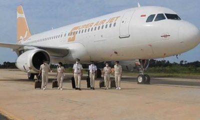 Super Air Jet Buka Rute Terbang Jakarta-Palembang Cuma Rp367 Ribu