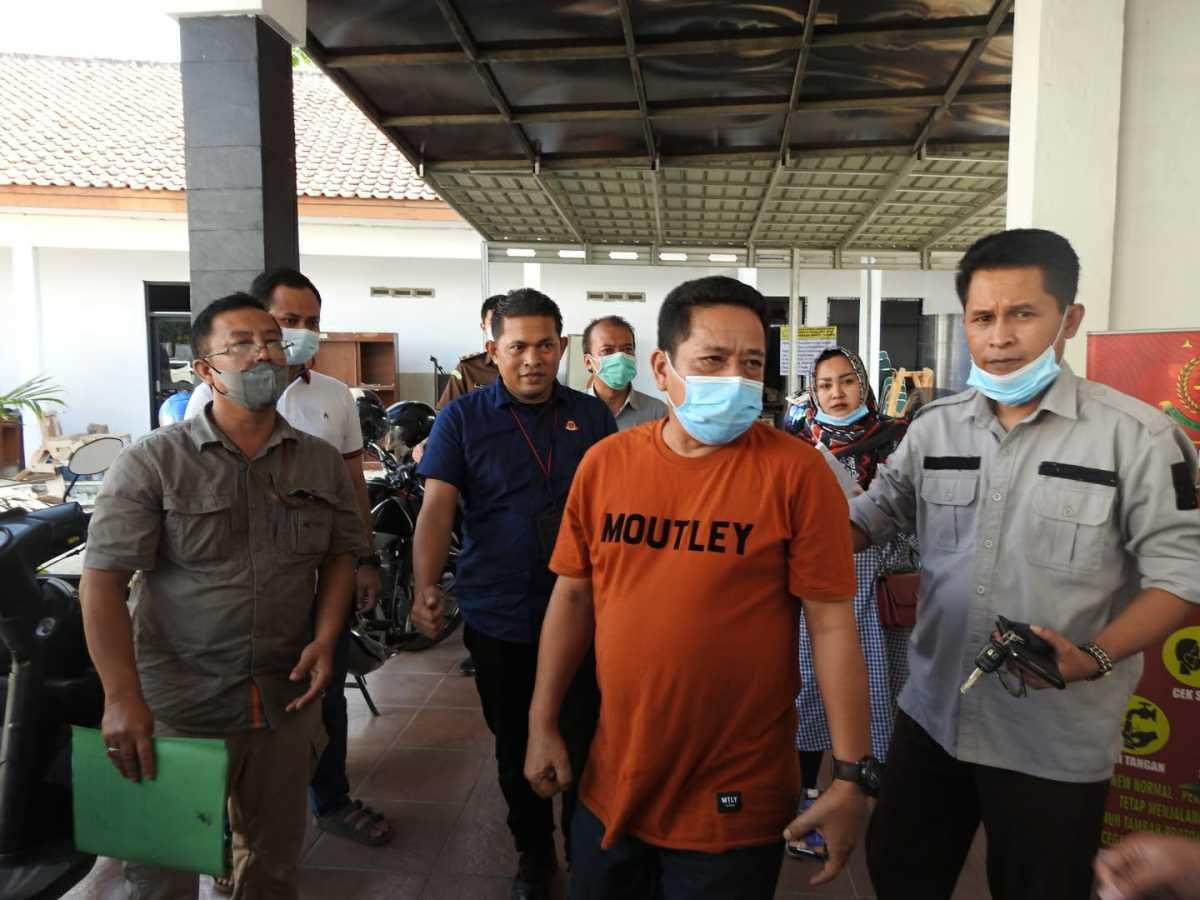 Tim Tabur Kejati Jabar Ringkus DPO Kasus Korupsi