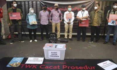 ICW Minta Jokowi Gelar Pertemuan dengan Komnas HAM dan Ombudsman Bahas TWK Pegawai KPK