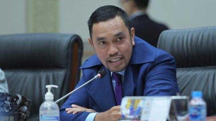 Usai Viral Pengakuan Krisdayanti Soal Gajinya di DPR RI, Ahmad Sahroni Malah Ngaku Gak Pernah Ambil Gajinya