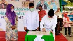 Resmikan Masjid Syahrul Muhajirin, Syarief Hasan : Ini Komitmen Pada Sila Pertama Pancasila