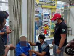 Pengedar Sabu Asal Jakarta Tak Berkutik Ketika Ditangkap Petugas di Jember