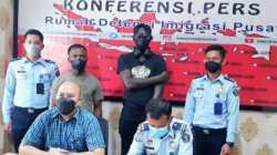 Rudenim Tanjungpinang Deportasi 2 WNA 1 Nigeria dan 1 Uganda