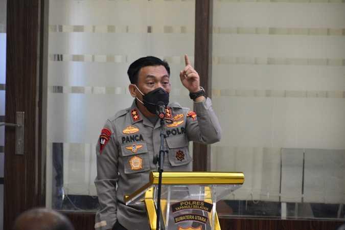 Kapoldasu Perintahkan Seluruh Kapolres Se Sumatra Utara Tertibkan Penjualan BBM Gunakan Jerigen di SPBU