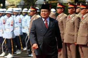 Elektabilitas Cenderung Menurun, Jamiluddin Ritonga: Peluang Prabowo Jadi Capres Tipis