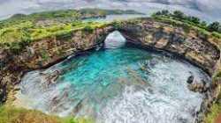 Pulau Nusa Penida Titik Terakhir Ekspedisi Singa Nusantara