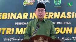 Diacara HSN, Ketua Lembaga RMI-PBNU Gus Rozin Dorong Transformasi Digital Santri
