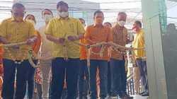 Ketum Golkar Airlangga Hartarto Resmikan Markas Baru MKGR untuk Pemenangan Pilpres 2024