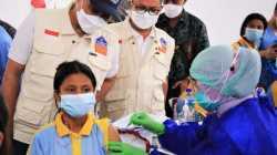 LPDB kembali Menggelar Vaksinasi di Kabupaten Manggarai Barat Untuk Bantuk Wisata Labuhan Bajo