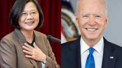 Walau Diancam, Joy Biden Tetap Pasang Badan Untuk Taiwan