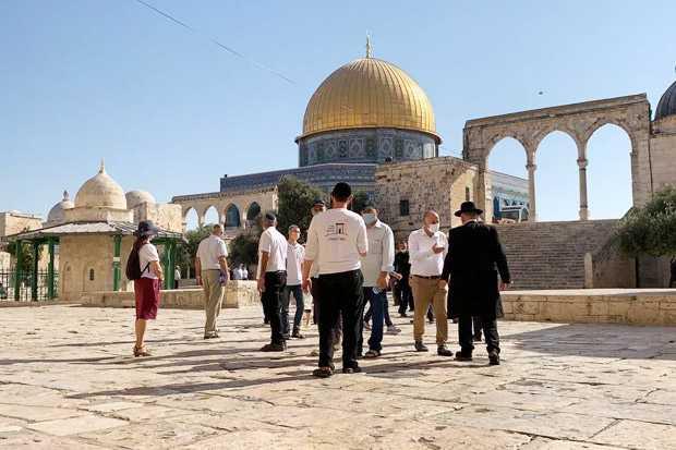 Kepala Gereja Yerusalem Kutuk Keputusan Israel Izinkan Yahudi Berdoa di Masjid Al-Aqsa